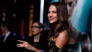 Alicia Vikander takes on bilingual role in Tokyo-set 'Earthquake Bird'