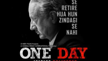 First glimpse of Anupam Kher starrer 'One Day' out!