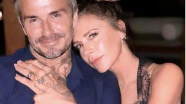 David Beckham Attends Zoom Calls In His Underwear, Reveals Wife Victoria Beckham