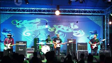 'Kathmandu Blues & Roots Festival' on Saturday