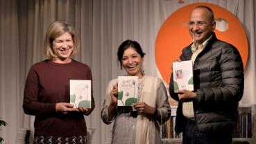 Durga Karki's first book 'Kumari Prasanaharu' launched