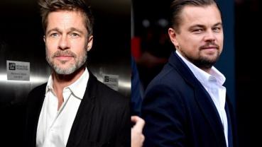 Brad Pitt hopes to work with Leonardo DiCaprio again