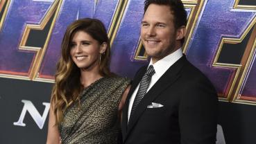 Chris Pratt, Katherine Schwarzenegger greet baby daughter