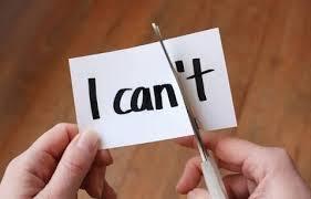 Believe in your abilities