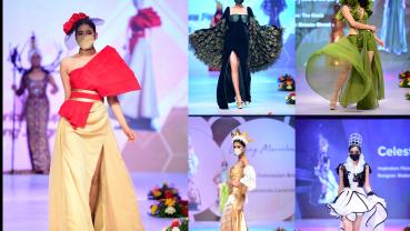 Graduation fashion show 'Astitwa' showcased shades of woman