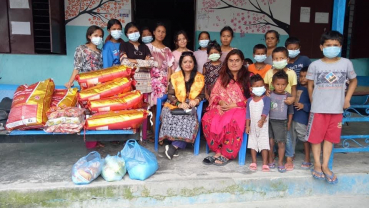 Shivata Love Foundation Nepal continues its good work