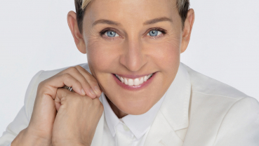 American comedian and television host Ellen DeGeneres turns 62
