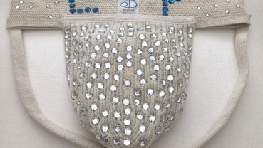 Don't you step on my rhinestone studded jockstrap - Elvis memorabilia for sale