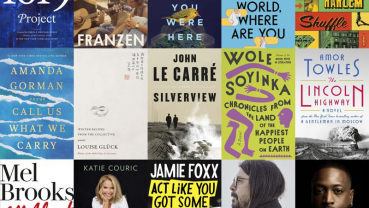 Pandemic fiction: Fall books include stories of the virus