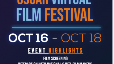 Oscar College all set to  host a three-day virtual film festival