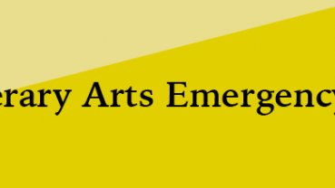 Arts organizations establish 'Literary Arts Emergency Fund'