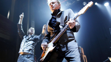 Andy Gill, guitarist for punk band Gang of Four, has died