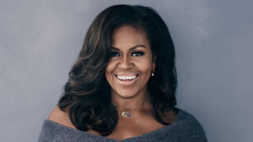 Michelle Obama's next project is a companion to 'Becoming'