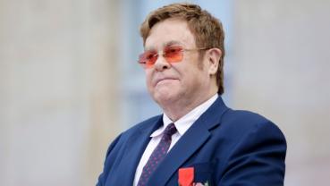 UK government apologizes to Elton John after data leak