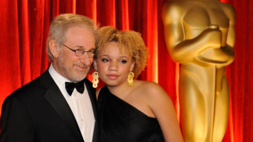 Spielberg daughter arrested on domestic charge in Tennessee