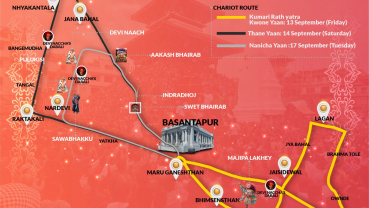 Are you ready for Kumari Rath Jatra?
