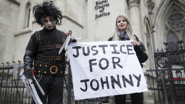 Lawyers for Johnny Depp seek to appeal 'wife beater' ruling