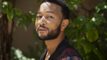 John Legend and the musical superheroes behind his new album