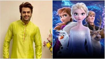 Maniesh Paul to voice Kristoff in Hindi version of 'Frozen 2'