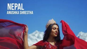 Miss Nepal World Anushka's introduction video garners 798,684 views on YouTube