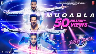 Remo D'Souza praises Shraddha Kapoor for her dance moves in 'Muqabla'