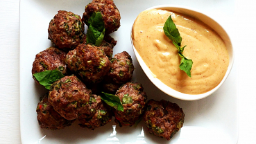 This is how to cook delicious meatballs