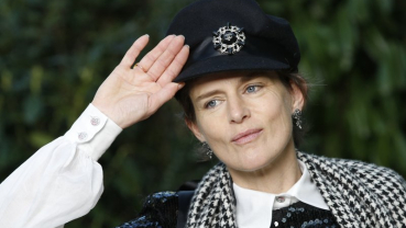 British model, fashion muse Stella Tennant dies at 50