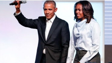 Sci-fi films, young adult thriller among six new Obama projects for Netflix
