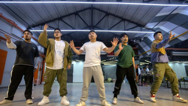 'Plus-size' boy band in China seeks to inspire fans