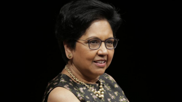 Former PepsiCo CEO Indra Nooyi has memoir out in September
