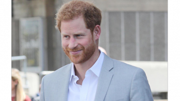 Prince Harry takes over National Geographic's Instagram