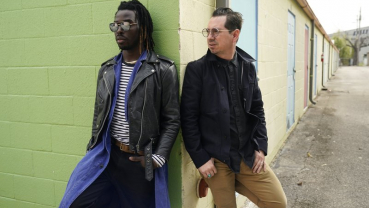 Black Pumas grab Grammy attention with fusion of rock, soul