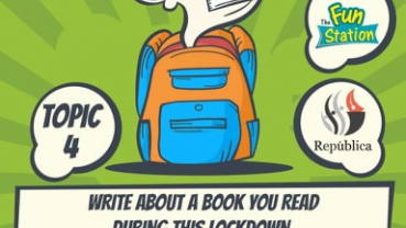 Republica Daily Contest Topic 4- Write about a book you read during this lockdown