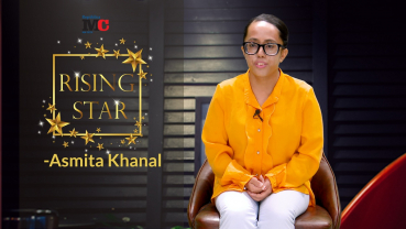 Asmita Khanal: A sporty actor