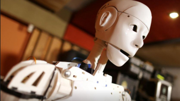 Meet Robby Megabyte, Bosnia's first robot rock band musician