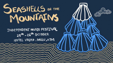 English singer Douglas Dare to perform in 'Seashells on the Mountains'