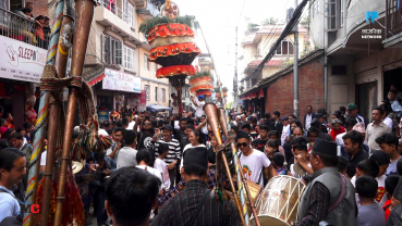 The reason why 'Kahi Nabhako Jaatra Hadigaun Maa' is celebrated