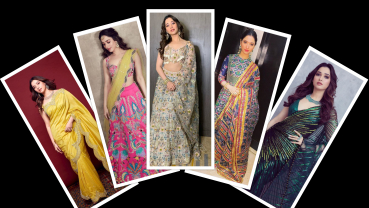 5 hot festive outfits to steal from Tamannaah Bhatia