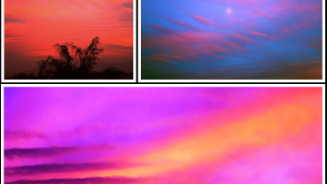 Dazzling display over the sky: Pics