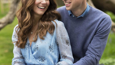 Prince William, Kate release images to mark 10th anniversary