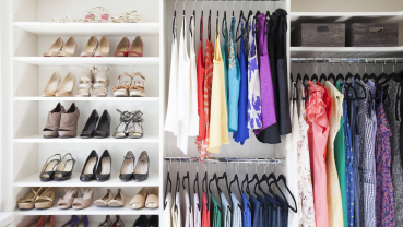 Tips to organize your wardrobe