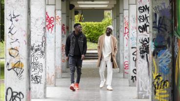 Netflix series signals racial breakthrough in Italian TV