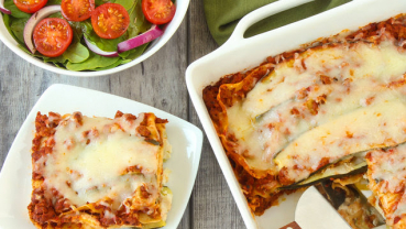 Super-satisfying 6-ingredient comfort-food