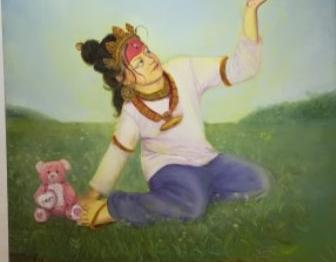 Art is like drug for me: Shankar Shrestha
