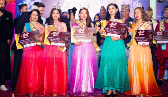 Mr and Miss Nepal Teen 2021 announced