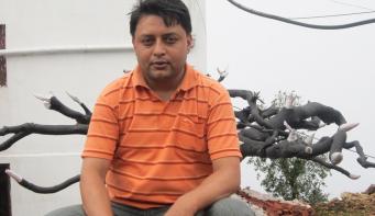 If you want to tell good stories, then pursue journalism: Deepak Adhikari