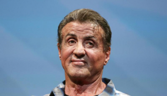 Rocky star Stallone says he never expected to make it in movies