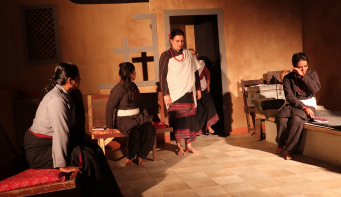Shailee Theater gears up for 'Bhuskoaago'