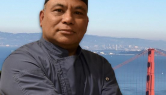Chef Dhruva Thapa selected for first round of World's Favorite Chef Competition 2021