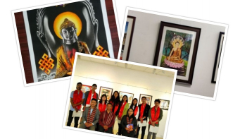 'Prayas' depicting Nepali culture and tradition concludes